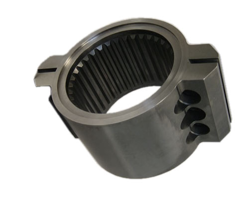 CNC machining milled machined part by Intermach Engineering Swindon