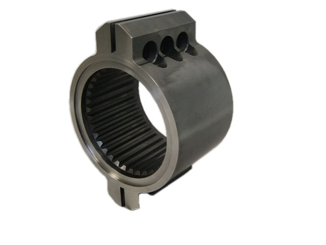 cnc milled machined part