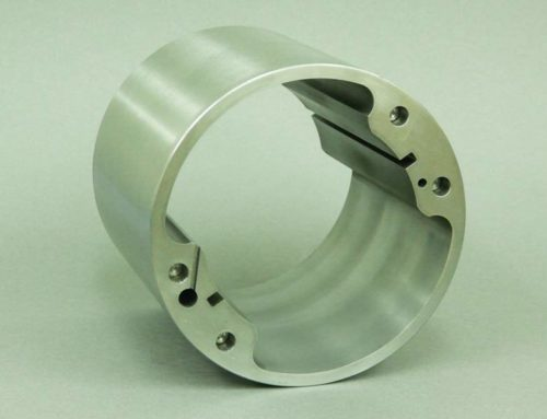 CNC Machining for Defence