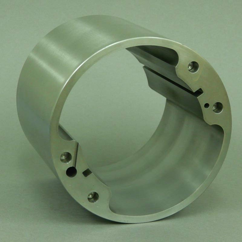 CNC machined component for defence military vehicle
