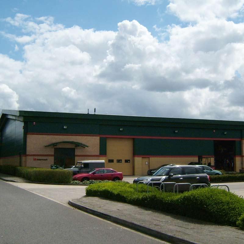Intermach engineering, Swindon - building-3