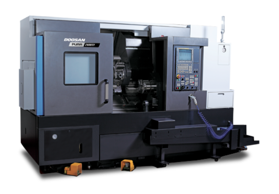 CNC machine DOOSAN PUMA 240