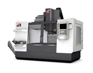 CNC machine HAAS VF-3