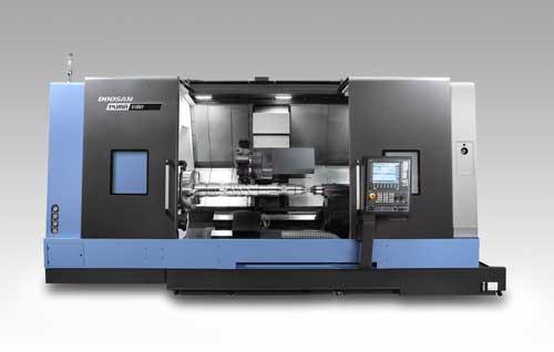 Doosan Puma 5100 CNC Machine