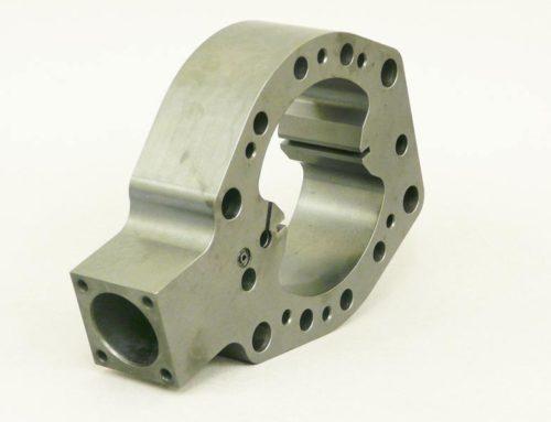 Hydraulics CNC milling & wire EDM