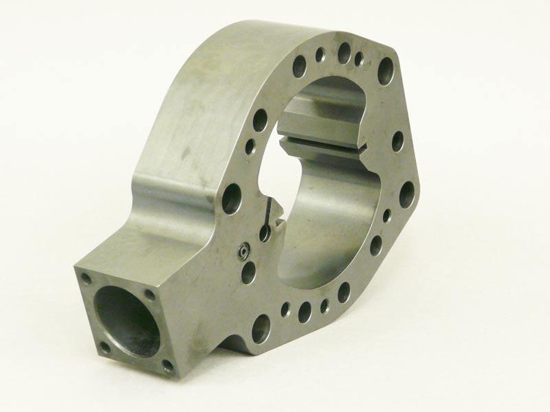 Hydraulics cnc machining part